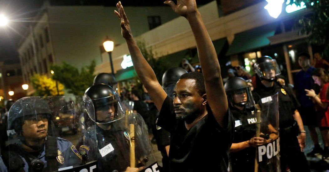 When Will #BlackLivesMatter  in St. Louis? #PoliceState #PoliceBrutality are unAmerican. Period.  https:// buff.ly/2fjSXE2  &nbsp;  <br>http://pic.twitter.com/25jDrBwMfW