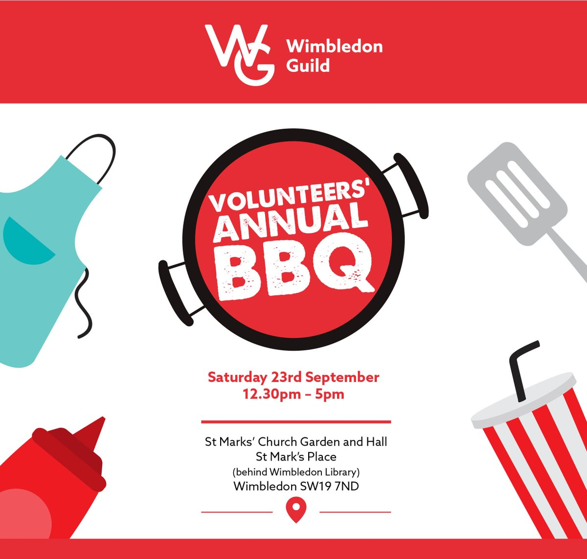 It&#39;s nearly here! It&#39;s our chance to say thank you to our wonderful #volunteers at our annual Volunteers BBQ, pop along if you can! #thanks<br>http://pic.twitter.com/YrcNmdCfgl