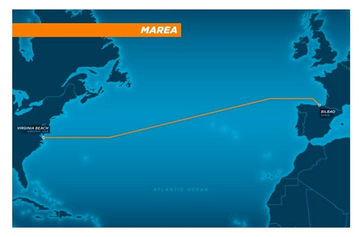 Microsoft and Facebook&#39;s transatlantic #cable completed  Read more:  https:// buff.ly/2xsBGij  &nbsp;  <br>http://pic.twitter.com/Mye3d1mKQL