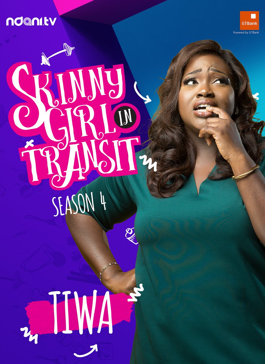 #SGIT4 Skinny Girl In Transit season 4 official trailer