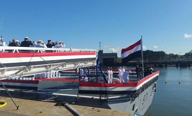كورفيتات Gowind 2500 لصالح البحرية المصرية  DKUx-7IW4AAKvdU?format=jpg