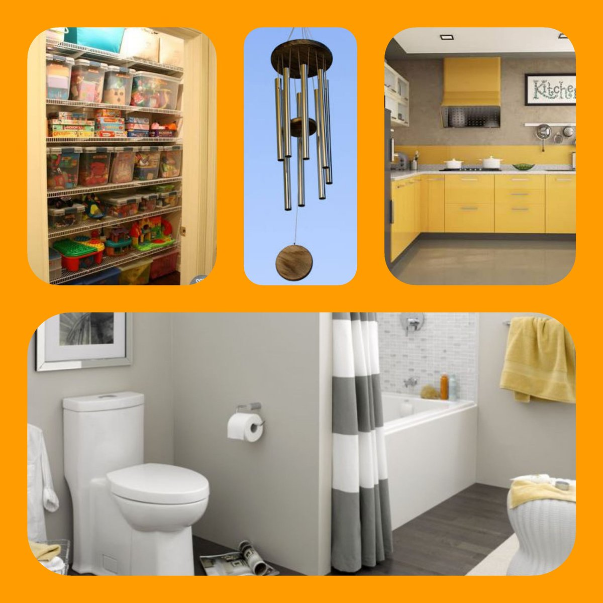 If the NE sector of ur #home is #toilet #storeroom #kitchen, hang a 6 #metalrodwindchime in d room. This exhausts d #earthenergy there.<br>http://pic.twitter.com/AUXIzNBr2k