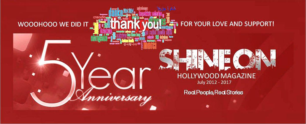 SOHM's Five-Year Anniversary Special Edition: #Teamwork   http://www. ShineOnHollywoodMagazine.com  &nbsp;     http:// shineonhollywoodmagazine.com/shinejulyaug20 17/web/html5/index.html?&amp;locale=ENG &nbsp; …  #ShineOnHollywoodMagazine #sohm<br>http://pic.twitter.com/JUxrtRz9hD