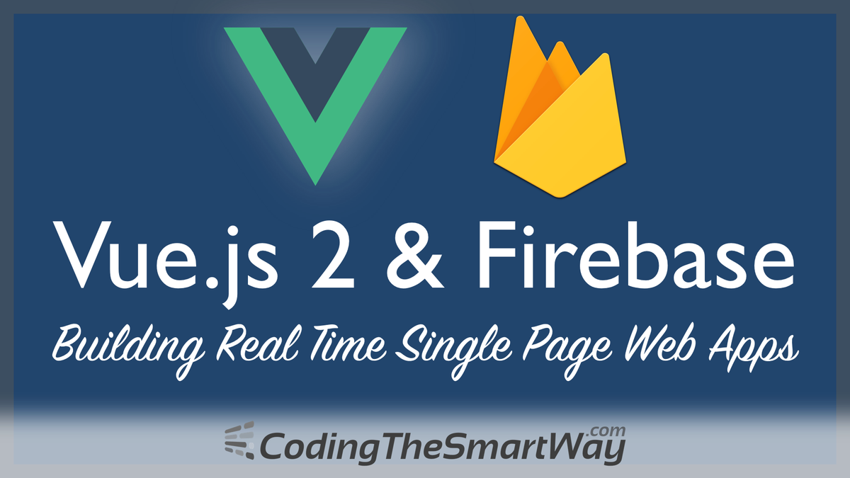 Get started with #Vuejs and #Firebase - free video tutorial available at  http:// codingthesmartway.com/vue-js-2-and-f irebase/ &nbsp; …  #webdev #frontend #javascript #html<br>http://pic.twitter.com/LyVbZVrplM