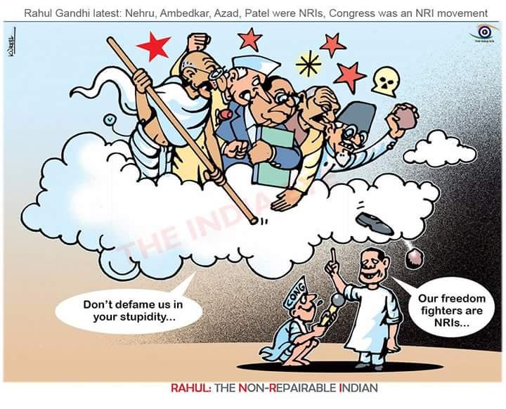 NRI freedom fighters rahul के लिए चित्र परिणाम