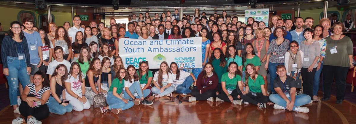 Thank you to all the students and teachers who came for #ACEnow education for #ClimateAction in Barcelona with the #SIDS Youth for @COP23<br>http://pic.twitter.com/fGBJUjjHZW