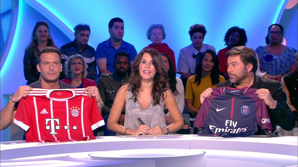 [Follow+RT+Tweetez] Tentez de remporter le maillot du PSG et du Bayern avec #ADLSPSG #ADLSBAYERN. Bonne chance !