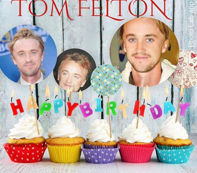 HAPPY BIRTHDAY TOM FELTON