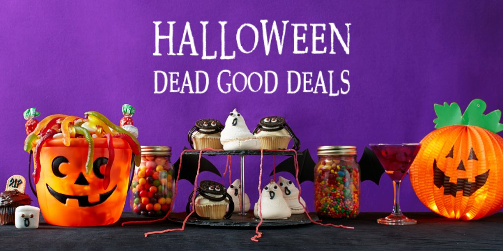 Ocado On Twitter Boo Visit Our Halloween Shop For