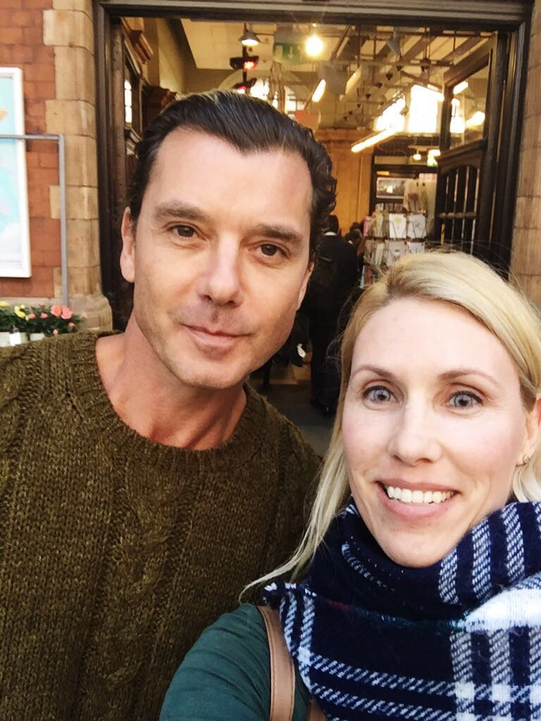 What a lovely chap thank you for making my day! @GavinRossdale #90sCrush #GavinRossdale https://t.co/uUCa4Kqpmq