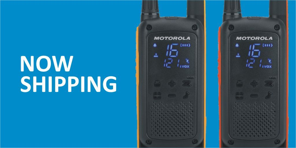 #446Friday NOW SHIPPING! New @MotSolsEMEA TLKR #Walkietalkies - T82 and T82 Extreme https://t.co/C9USMHQ37N #heretosupportyou