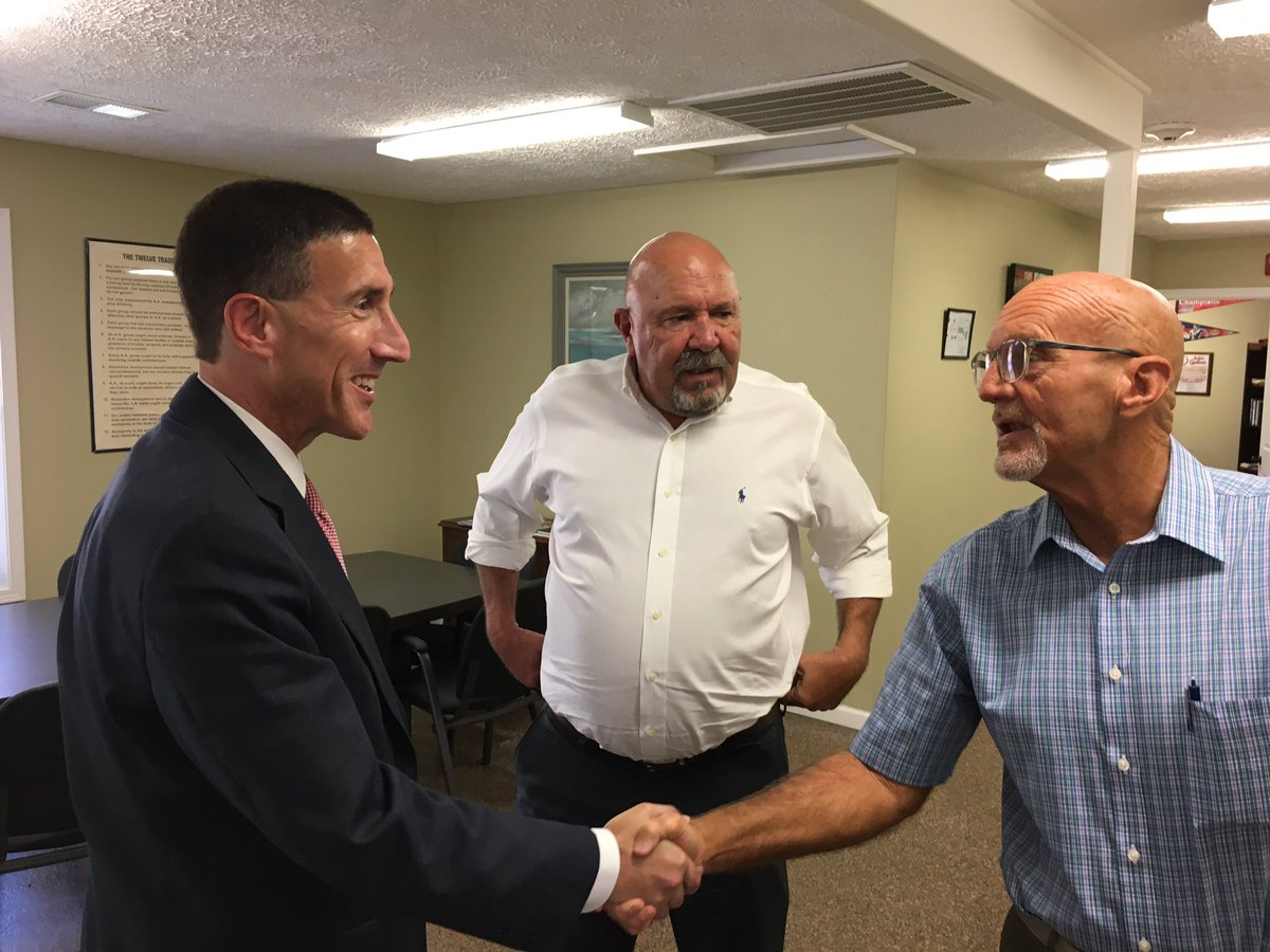 rep david kustoff on twitter this week i visited aspell recovery
