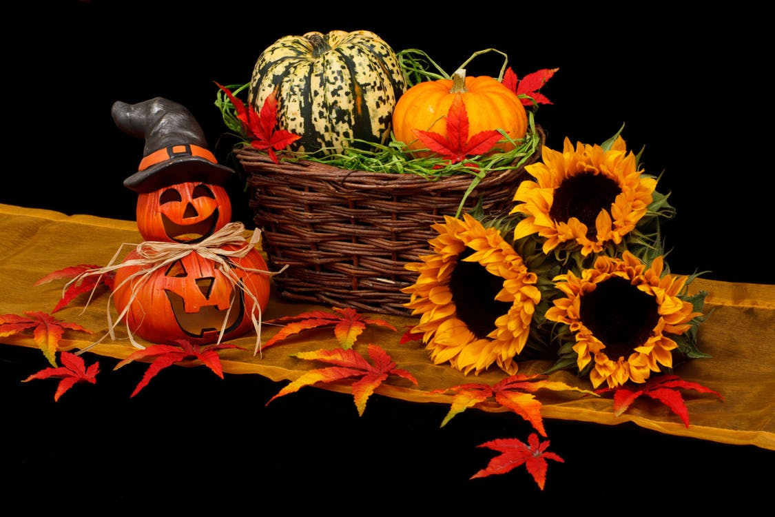 It&#39;s time to trade in your cheerful summer #flowers for orange and yellow #fall blooms! #autumn #falldecor #decor #pumpkins #firstdayoffall<br>http://pic.twitter.com/pom9fOIAfC