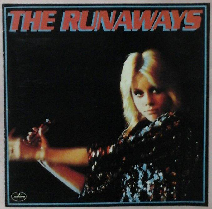 THE RUNAWAYS THE RUNAWAYS Joan Jett Happy Birthday