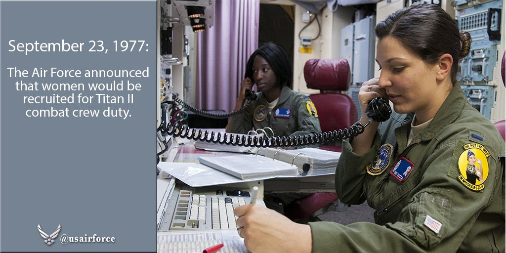 On this day in #AirForce #History<br>http://pic.twitter.com/n1uzywRrfh