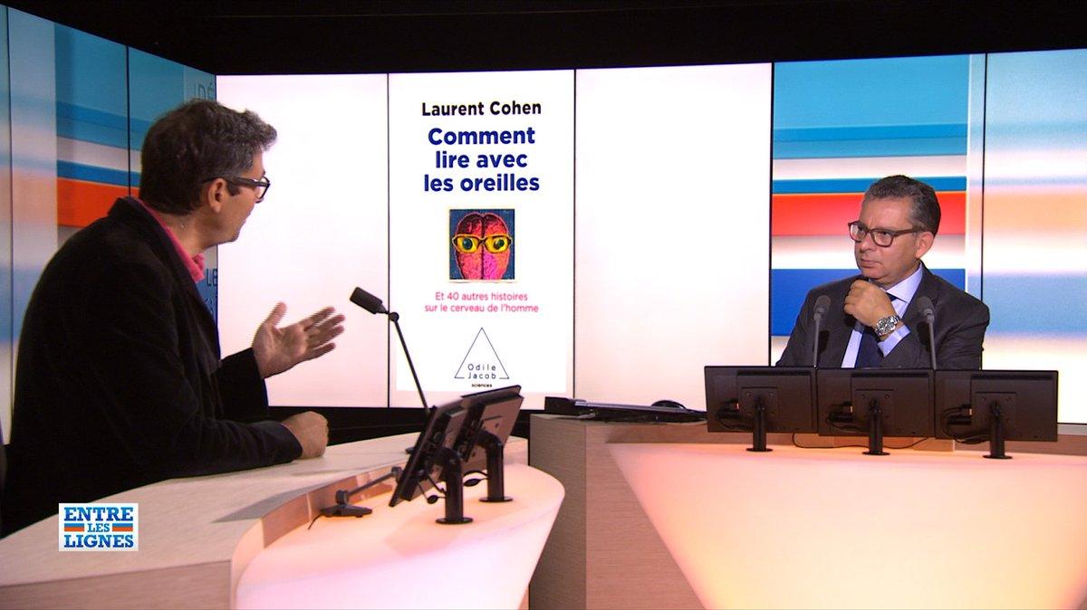 - Laurent Cohen : 'C'est vrai que les aveugles sont meilleurs pour localiser exactement des sons dans l'espace' #ELL