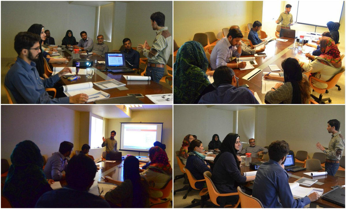 Had a super Friday! great to conduct volunteer training - Train the trainer session @INJAZPakistan  #Training #Volunteers #Employability<br>http://pic.twitter.com/PKqrz9K8d2