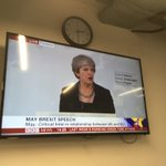 Theresa May is beginning her major speech in #Florence on the future of #Brexit