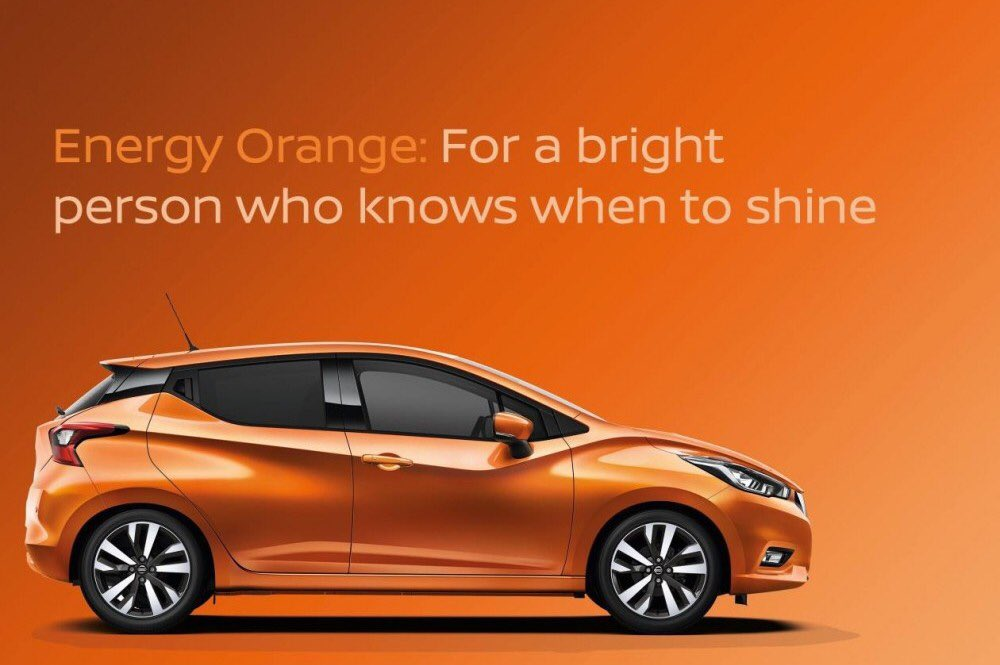 Are You In The Right Coloured Car? »  http://www. perrys.co.uk/car-news/news/ are-you-in-the-right-coloured-car/ &nbsp; …  #cars #colours #personalities @NissanUKPR<br>http://pic.twitter.com/P9yoIlO6d7