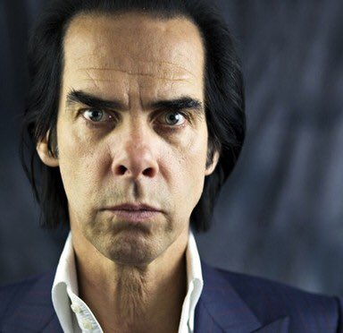 Happy birthday to the one and only Nick Cave.