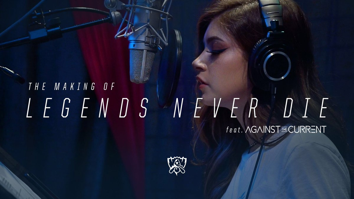 Making Of: Legends Never Die #Worlds2017  Watch here: 📺 https://t.co/A...