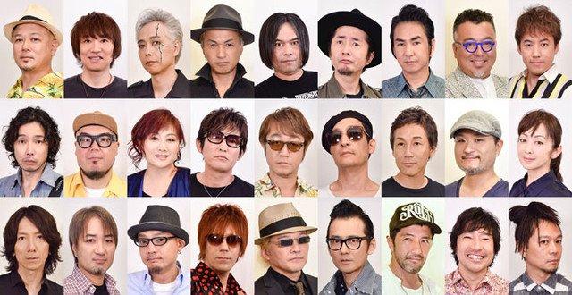 オーケン、吉井和哉らROOTS66が歌う「おそ松さん」2期EDが12月にCDリリース(動画あり) #fumioito #吉井和哉 #THEYELLOWMONKEY #tspo https://t.co/nCbmO2sRBl