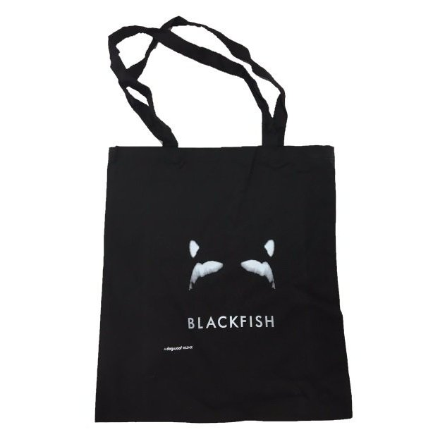 Grab a Blackfish tote for just £3 thanks to our friends over at Dogwoof: https://t.co/oqz9Dv5zst https://t.co/uybYfrnt8g