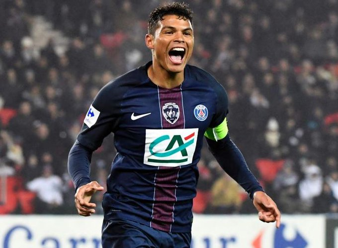 Happy birthday to Paris Saint-Germain and Brazil defender Thiago Silva, who turns 33 today!