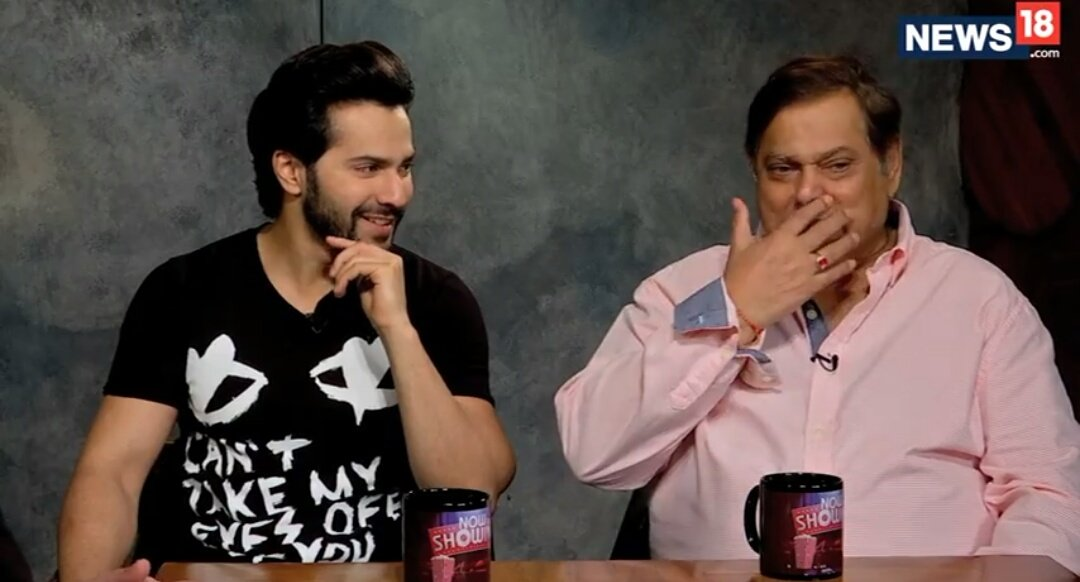 #DavidDhawan Sir with @Varun_dvn  Judwaa2 In 1 Week <br>http://pic.twitter.com/niGhn4DwHA