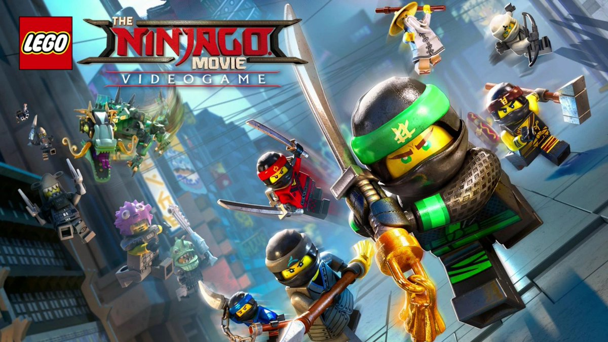 Lego Ninjago Movie Video Game released | Xbox One News at ...