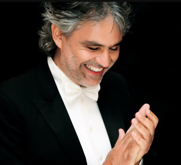 Happy Birthday Andrea Bocelli Instagram: andreabocelliofficial