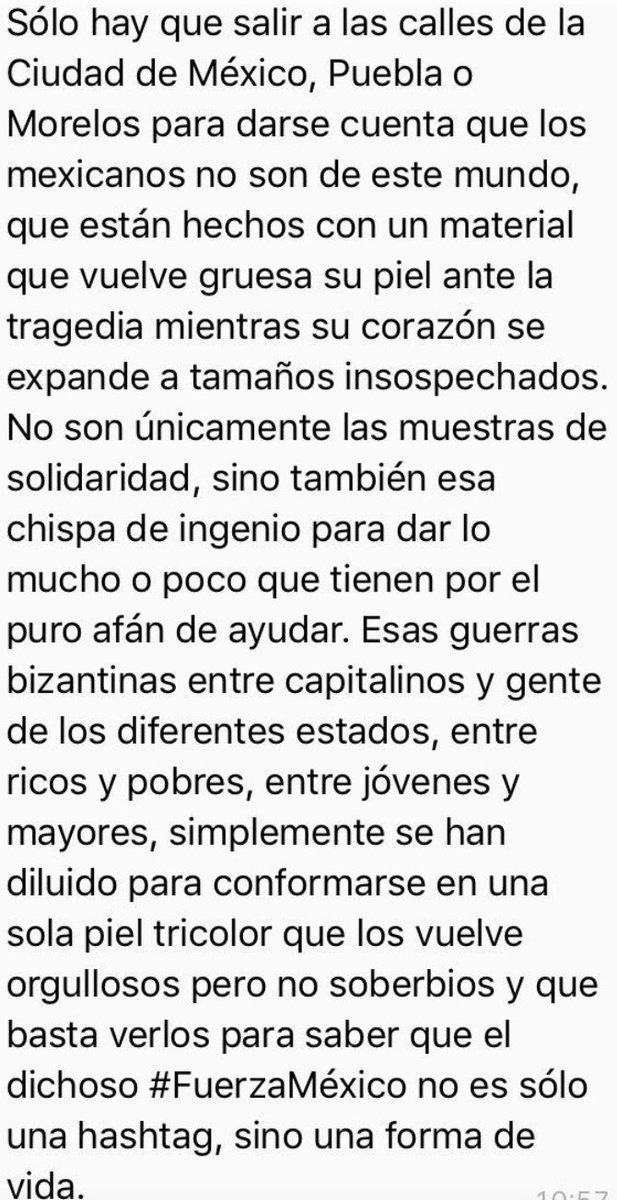 Los mexicanos no son de este mundo. Texto de un extranjero que vive en nuestro país