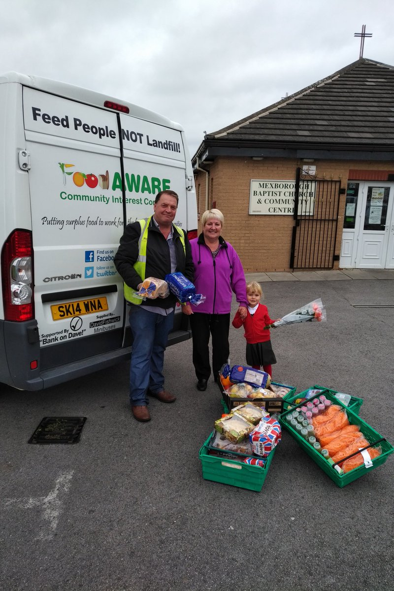Anoth fab delivery of #SurplusFood 2 #Scallywags mother&amp;tots in #Mexborough #doncasterisgreat #southyorkshire #ilovedn #rotherhamiswonderful<br>http://pic.twitter.com/xpzBZ9otyL