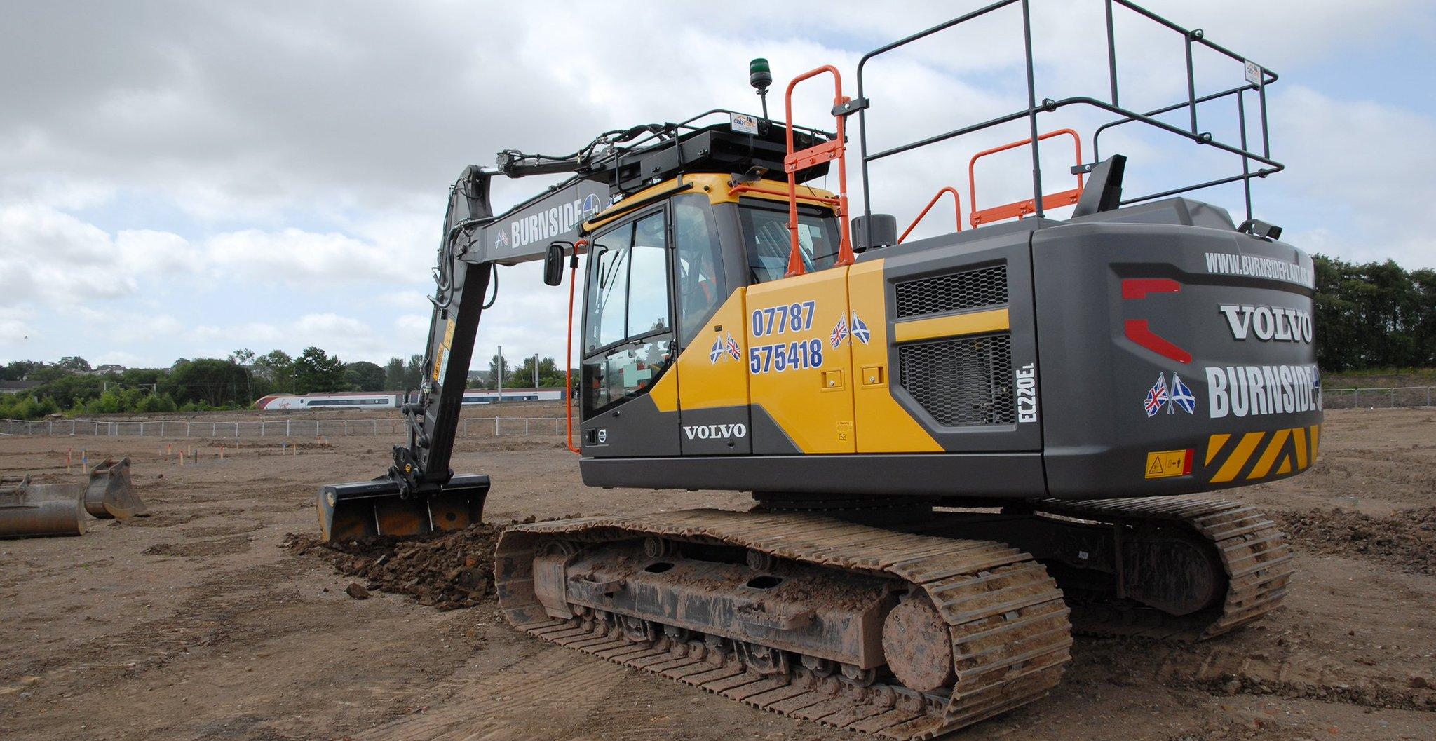 escavatore cingolato EC480EL DKVc_ZzW4AEISWK