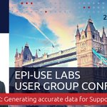 David Hall (Compass Group) is presenting about generating accurate data for Support pack testing. London, 2 Oct '17 https://t.co/IJFk1rflgd