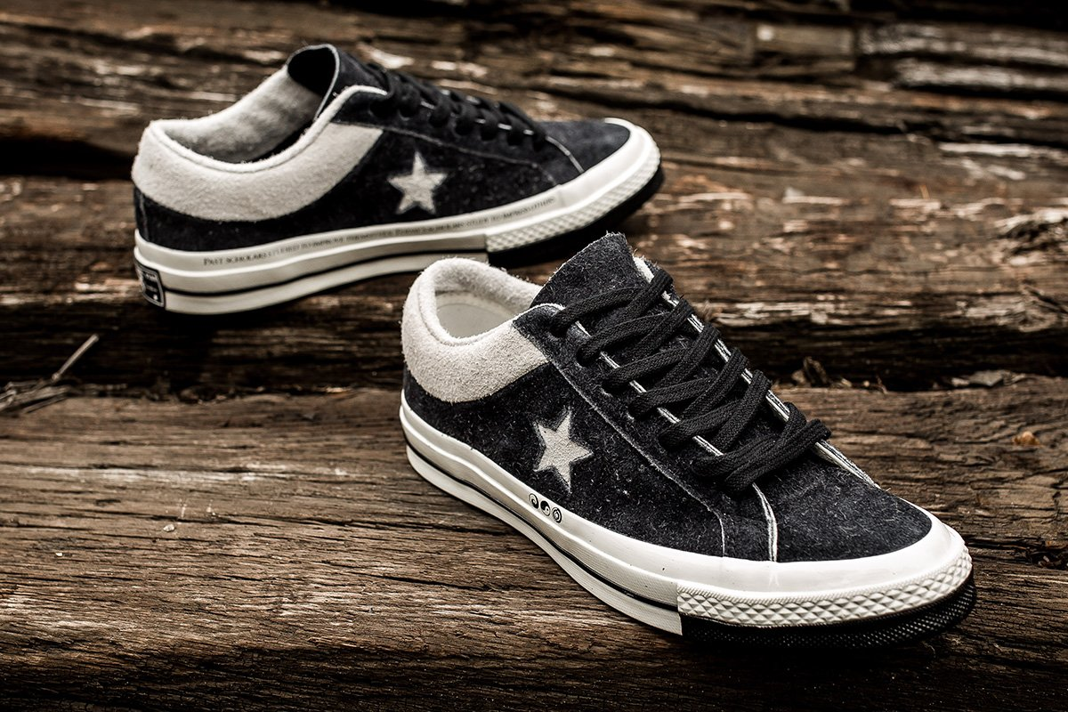 Stay glued to  thesolerestocks for any restock action  https   thesolesupplier.co.uk release-dates converse clot-x-converse-one- star-ox-black-159248c  ... 487db9ba01
