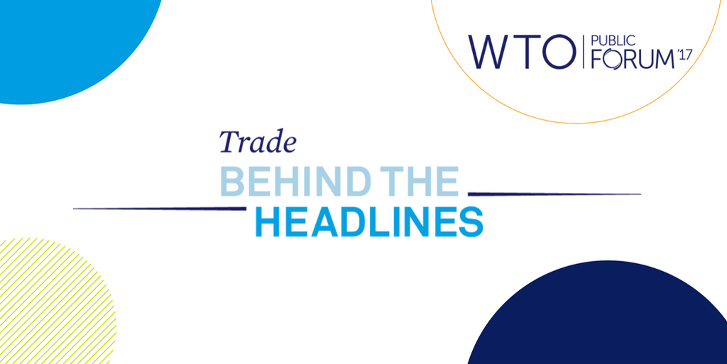 Join us next week at the #WTOPublicForum to discuss #Trade, #Investment, #SDGs,  #Fisheries &amp; more:  http:// bit.ly/2fffKNP  &nbsp;   #WTO <br>http://pic.twitter.com/scydCfYpxU
