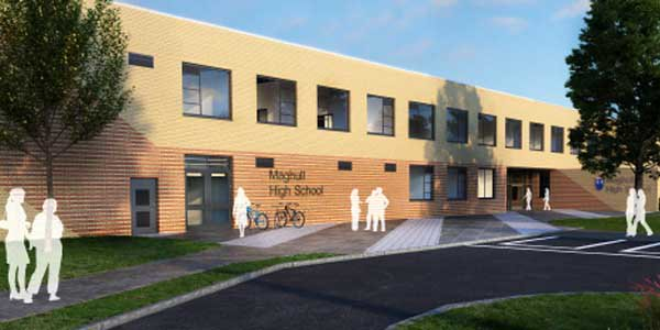 #Maghull High has been chosen as one of only 277 schools to benefit from the government's £2bn #building programme  http:// bit.ly/2howTFe  &nbsp;  <br>http://pic.twitter.com/lKpRG0V49K