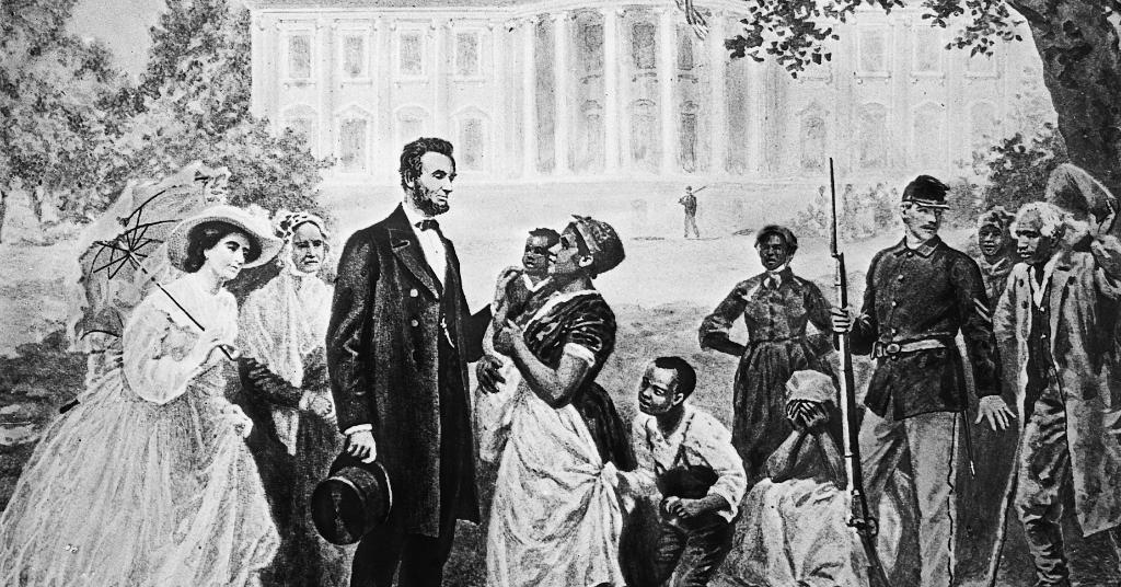 On #ThisDayinHistory 1862, Lincoln issued the Emancipation Proclamation.  https://t.co/viu9jJ1Cng