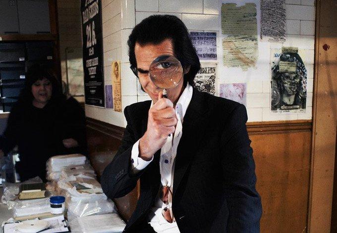 Happy birthday to Film4 favourite Nick Cave.