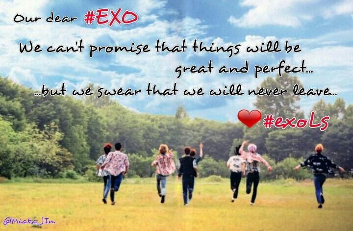 As long you&#39;re there, we will always be here @weareoneEXO   #EXO #XIUMIN #SUHO #LAY #BAEKHYUN #CHEN #CHANYEOL #D.O #KAI #SEHUN #exoLs<br>http://pic.twitter.com/AOGTJlJYiC