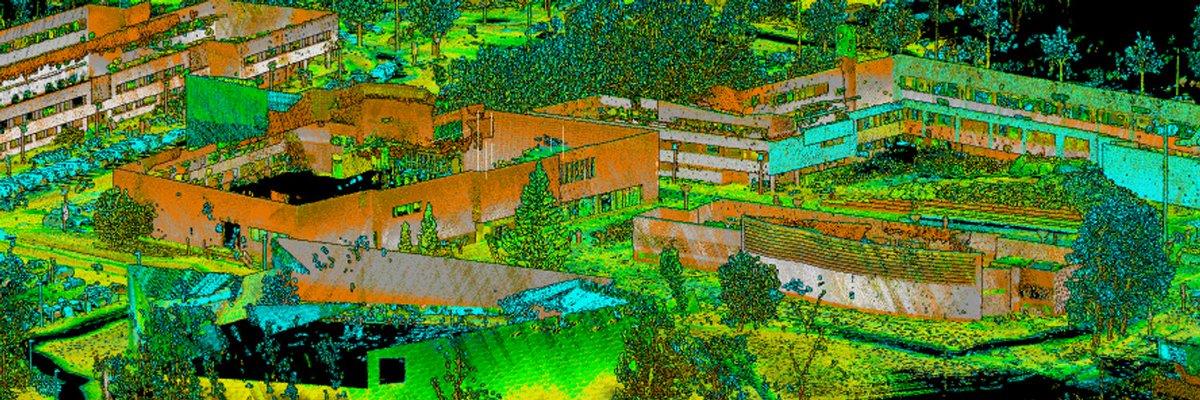 Don&#39;t recall ever tweeted this: #AkhkaR3 #backpack #LiDAR data from #urban #mapping @pointcloudfi @fgi_nls  @RIEGL @KIRAdigi @gim_intl<br>http://pic.twitter.com/MUZQvIcD5i
