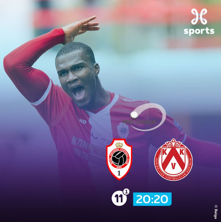 Will @official_rafc win his first match at home this season against @kvkofficieel ? #pxs11 #ANTKVK<br>http://pic.twitter.com/jwbB5JZZTr