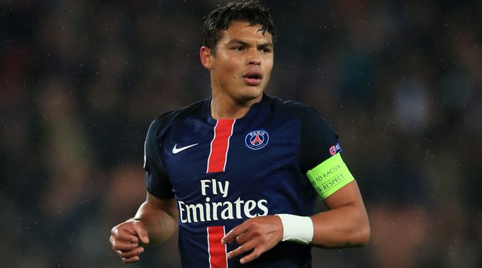 Guess who s birthday it is today? Happy Birthday Thiago Silva!