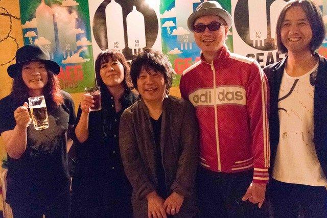 Dr.kyOn&佐橋佳幸ユニットがレーベル設立、川村結花や高野寛のアルバムをリリース https://t.co/2gNsZzcOs0
