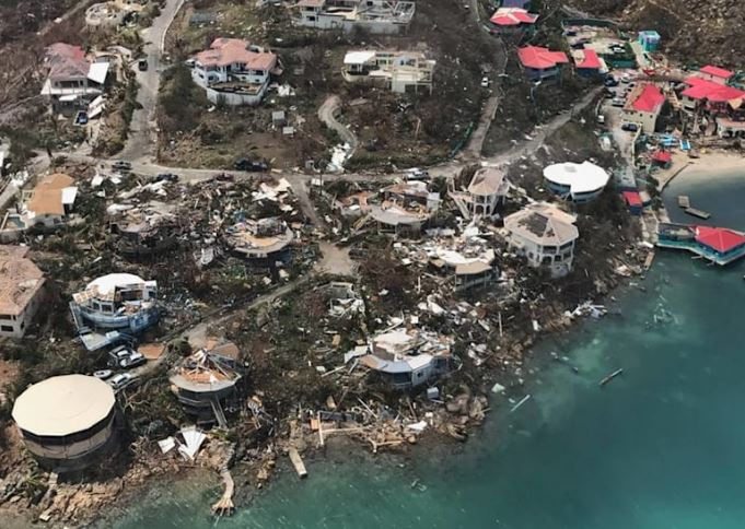 How a 13-year-old girl started her own school among the rubble after Hurricane #Irma in the #BVI  https:// virg.in/oQb  &nbsp;  <br>http://pic.twitter.com/OiCI6l5CNH