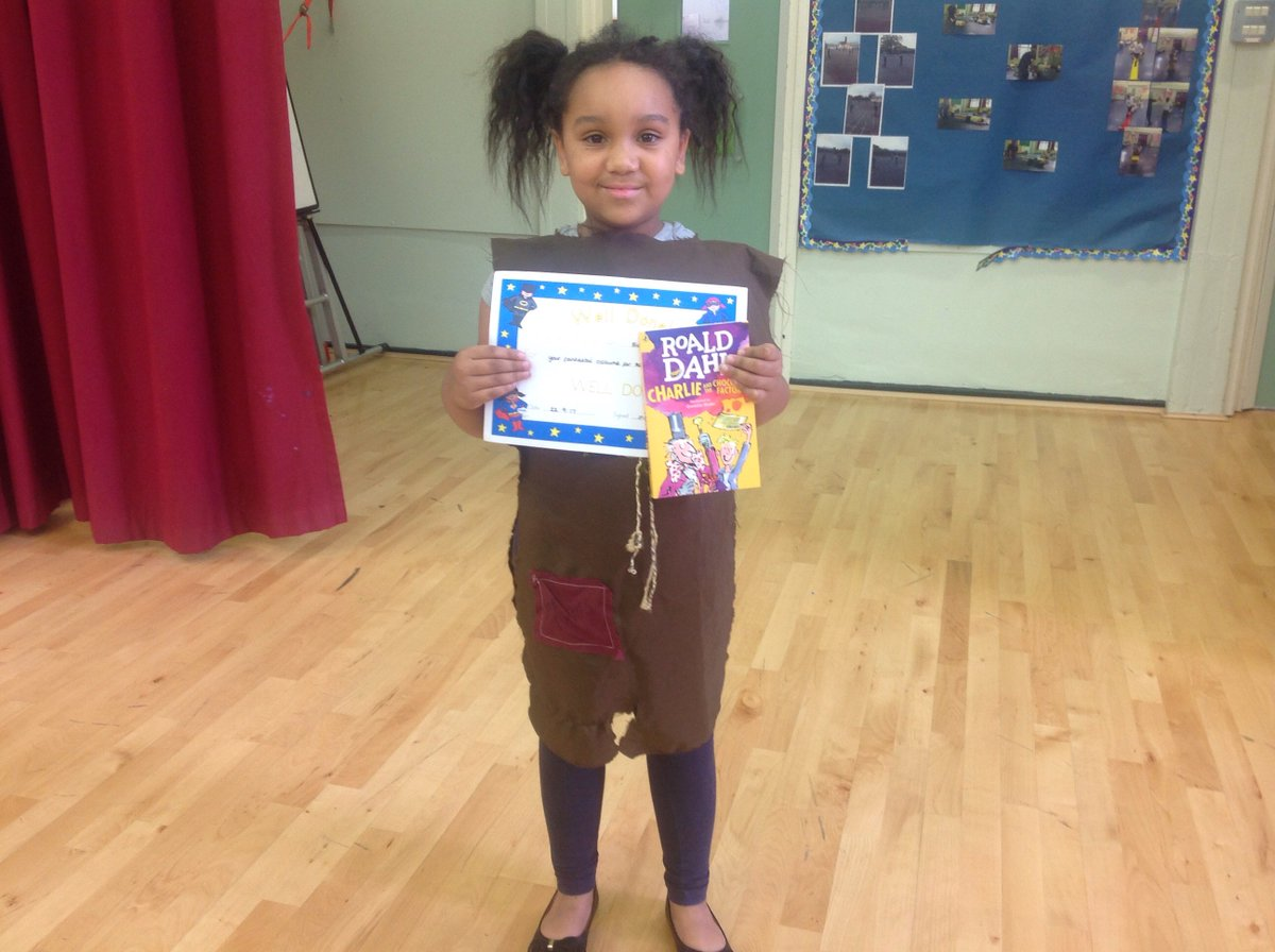 And the winners are.... #RoaldDahlDay. Thank you to ALL the parents an...