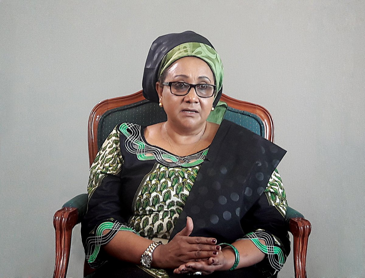 The Power of #Inclusion: Dr Stergomena Lawrence Tax, Executive Secretary of the SADC  https://www. devfinance.net/power-inclusio n-dr-stergomena-lawrence-tax-executive-secretary-southern-african-development-community/ &nbsp; …  #globaldev <br>http://pic.twitter.com/fV2hG62jAw