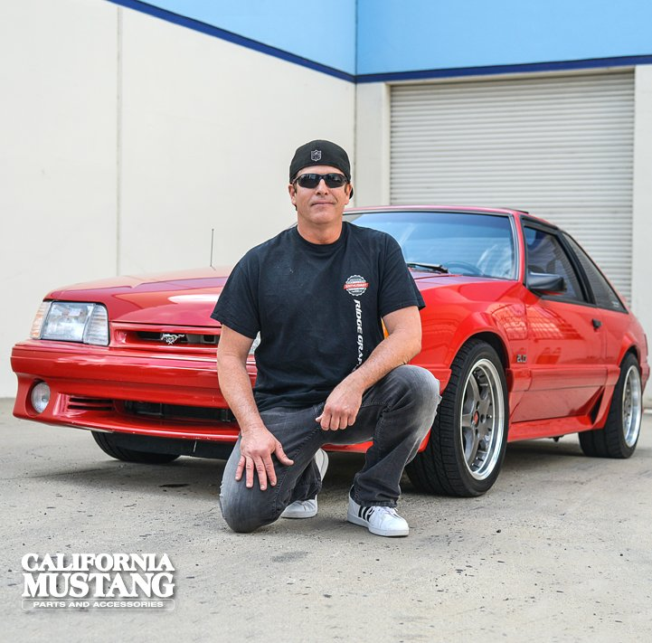 Today&#39;s #FanFeatureFriday is William and his 1993 Mustang Super Fox. #californiamustang #classicindustries #mustang #foxbody<br>http://pic.twitter.com/8TEWff3qvR &ndash; at California Mustang Parts and Accessories