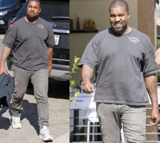 he has a chubby